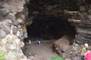 lanzarote miejsca jaskinie