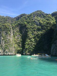 koh Phi Phi pileh lagoon