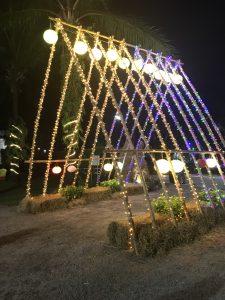 festiwal światła tajlandia