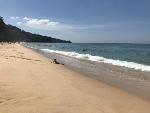 Phuket plaże