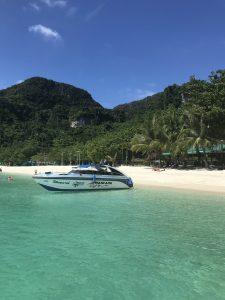 Tajlandia Tonsai Bay