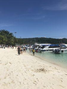 wyspa koh phi phi don