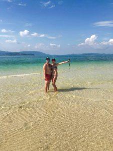 koh rang yai plaża
