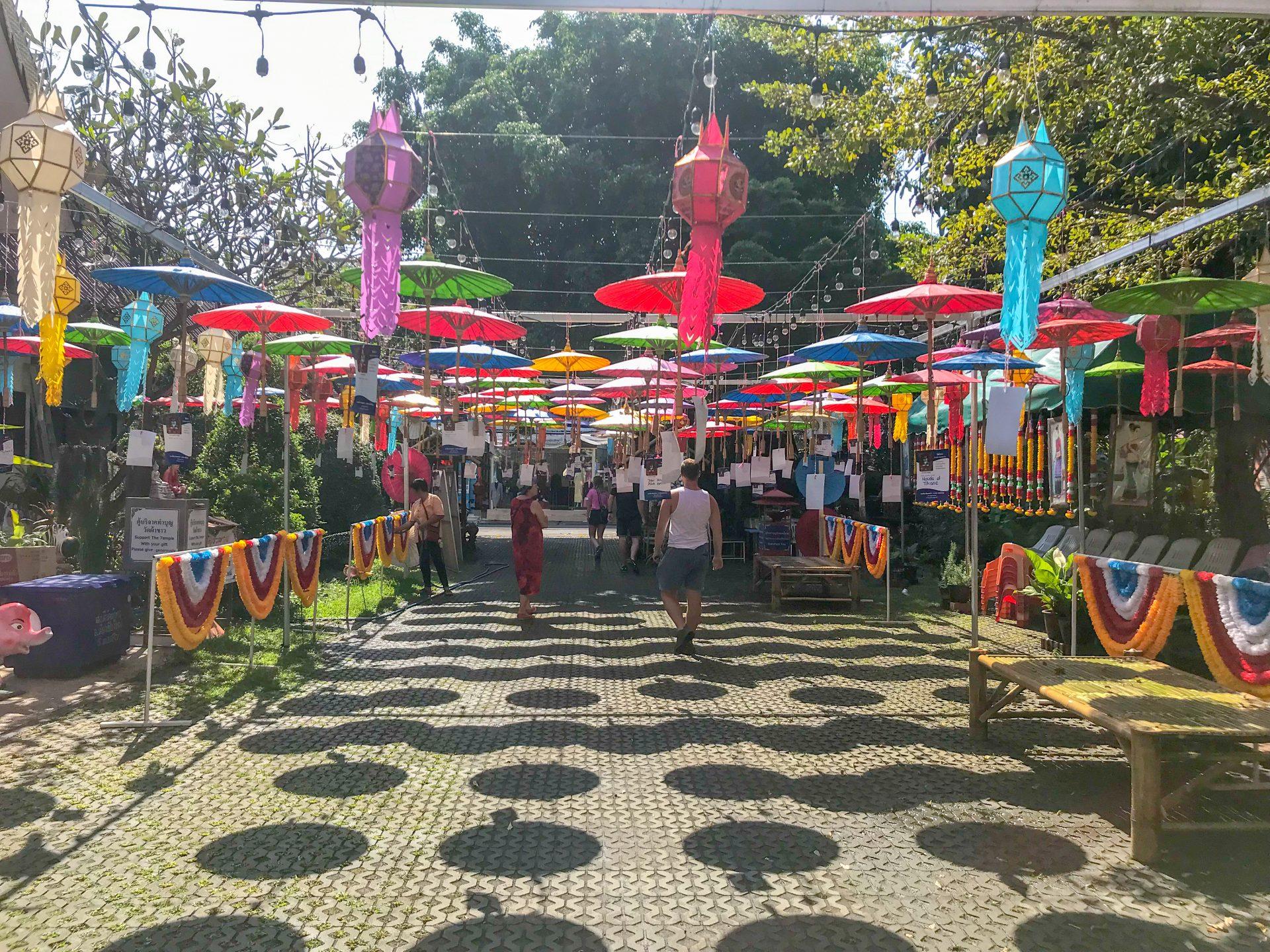 chiang mai centrum