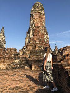 ayutthaya jak dojechac