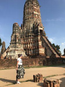 ayutthaya zwiedzanie