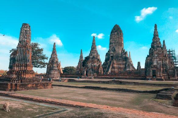 bangkok ayutthaya wycieczka