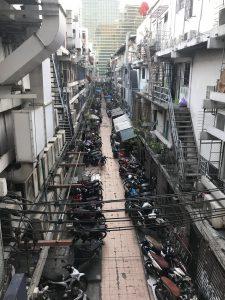 bangkok osiedle mieszkaniowe