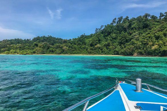 tajlandia pływanie