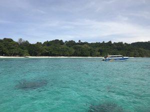 krabi wyspa koh rok