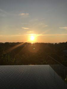 tajlandia zachód słońca