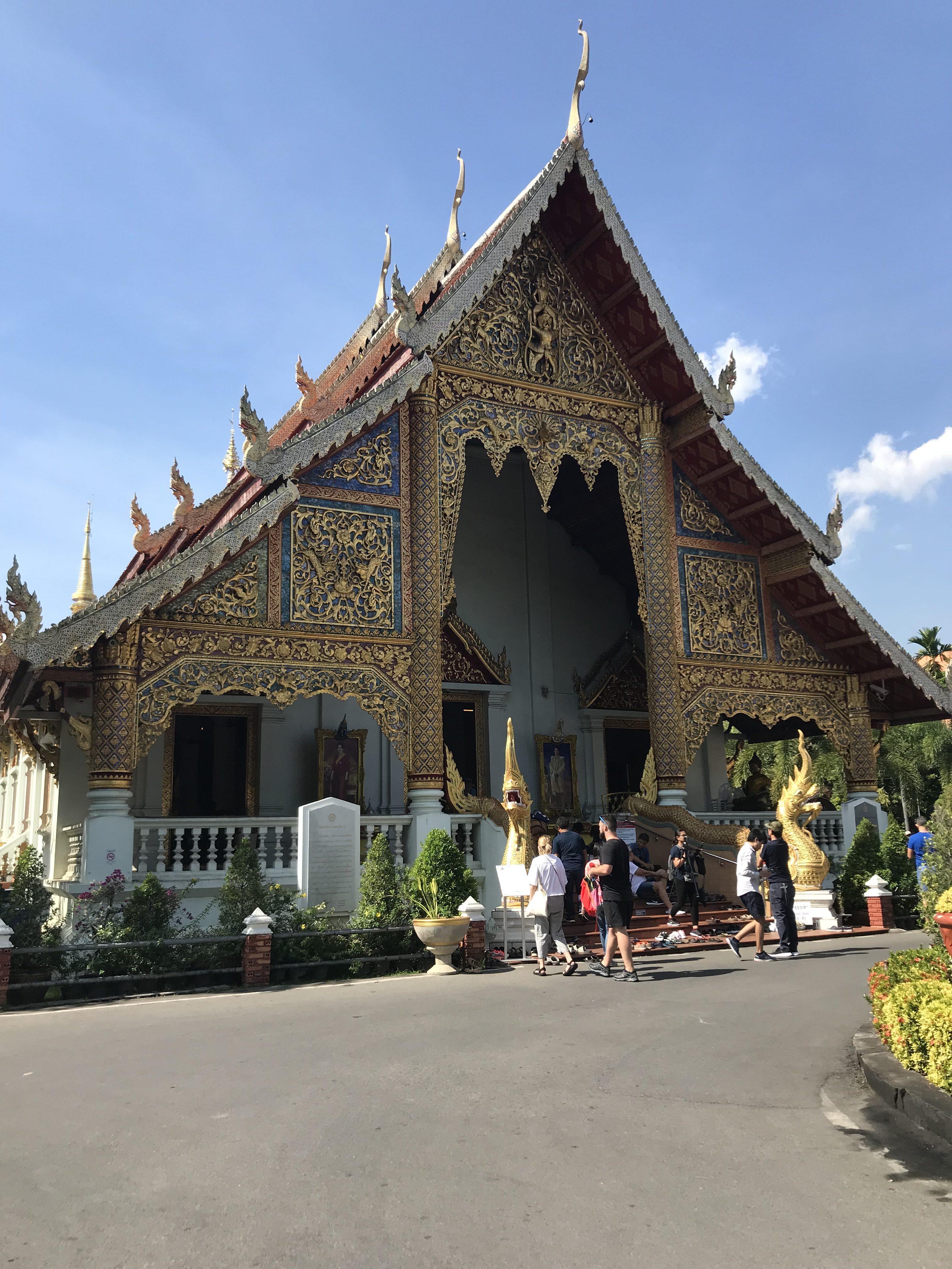 połączyć się w Chiang Mai