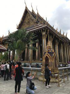 bangkok wielki palac