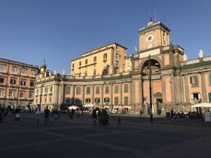 Piazza Dante Neapol