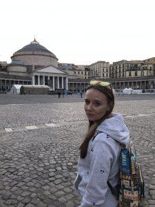 Neapol Piazza del Plebiscito