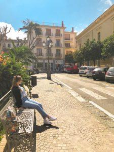 Sorrento piazza antonino