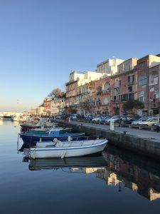 wyspa włoska