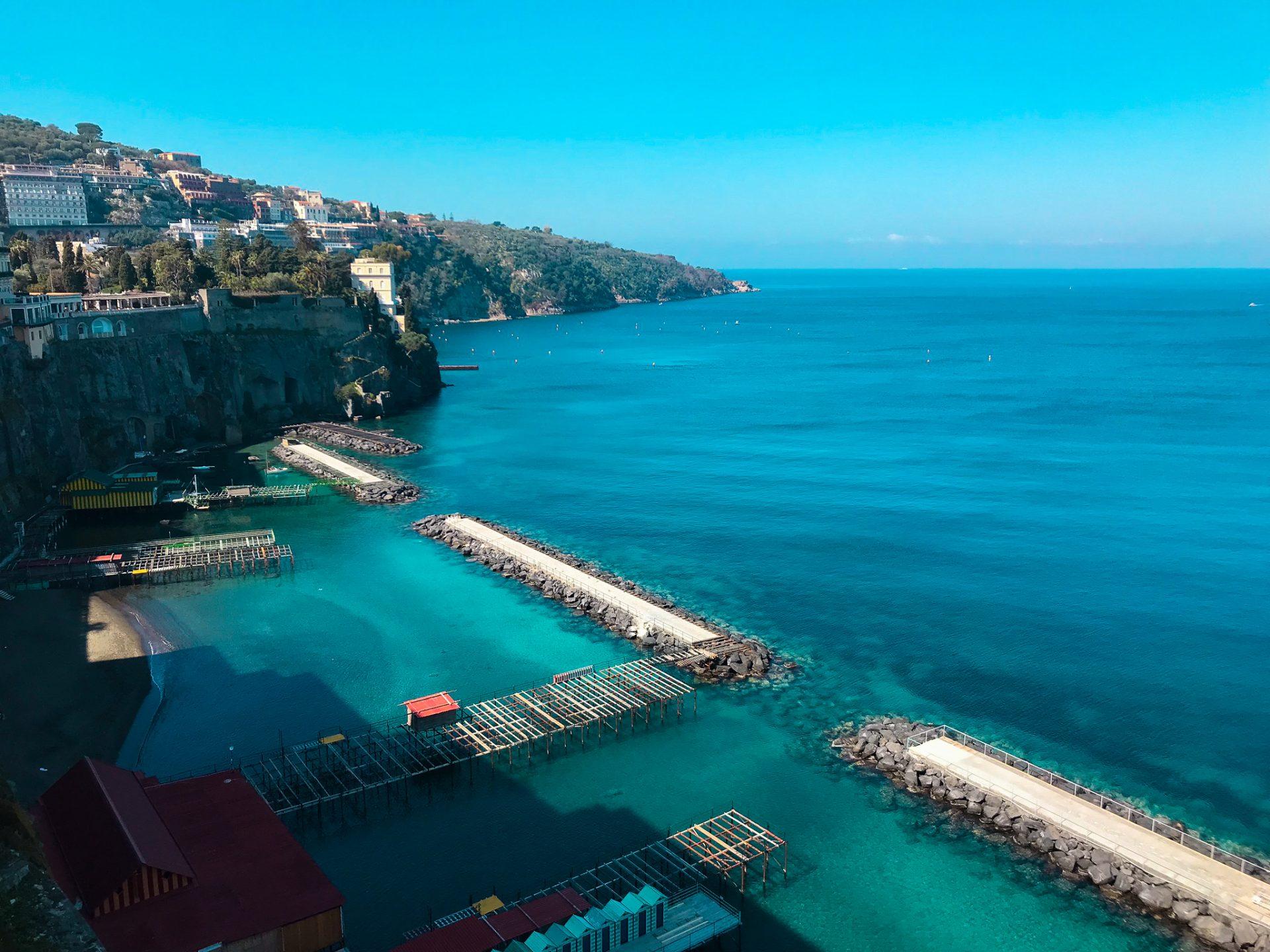 wybrzeże Sorrento