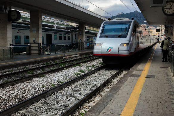 Włochy peron