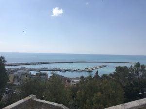 morze na sycylii