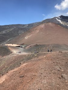 wulkaniczne krajobrazy