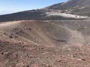 sycylia wulkan etna