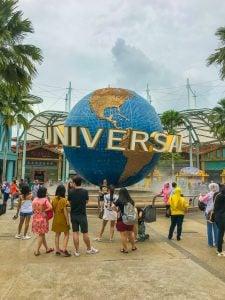 universal studios singapore kula ziemska