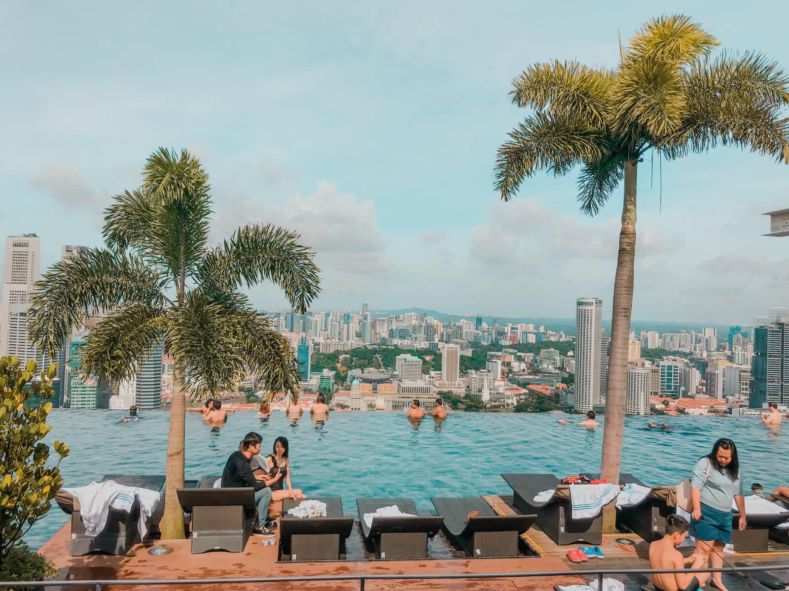 singapur infinity pool