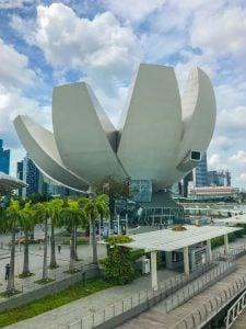 singapur artscience museum