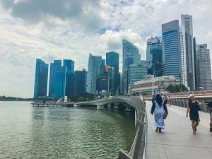 singapur zatoka
