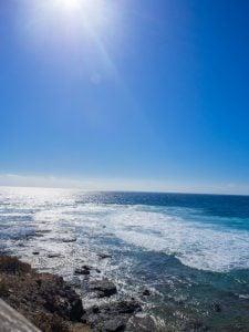 wyspy kanaryjskie ocean