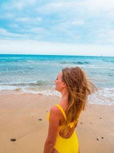 sylwester na plaży