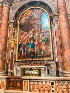 watykan grób św. piotra historia