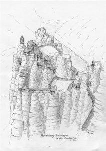 zamek neurathen xiii w
