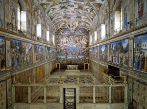 kaplica sykstyńska