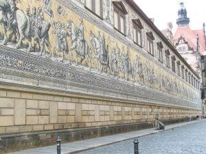drezno malowidło ścienne