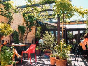 ogródek śniadaniowy kraków
