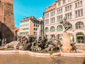 fontanny w europie