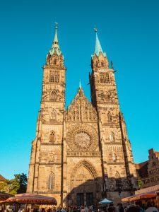 kościoły w norymberdze