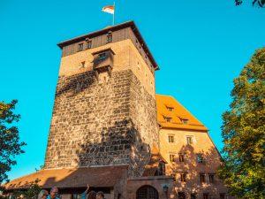zamek w norymberdze