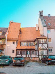norymberga stare miasto