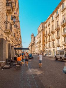 sycylijskie ulice
