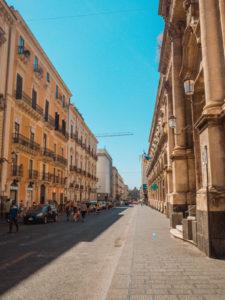 sycylijskie miasta