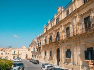 barokowe pałace
