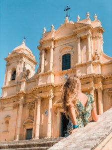 noto sycylia katedra