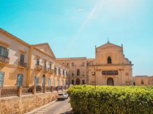 kościoły na sycylii