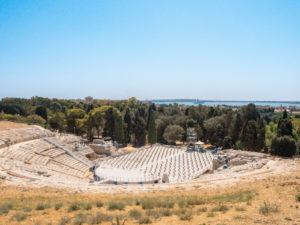 sycylia teatr grecki