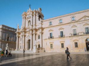 barok sycylijski katedra