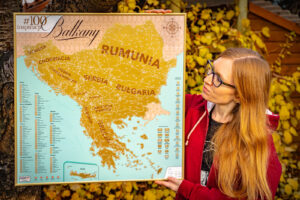 mapka zdrapka bałkany
