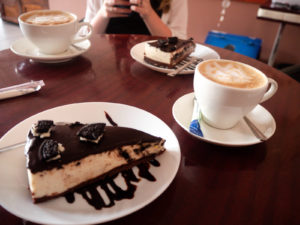 kocia kawiarnia kraków menu